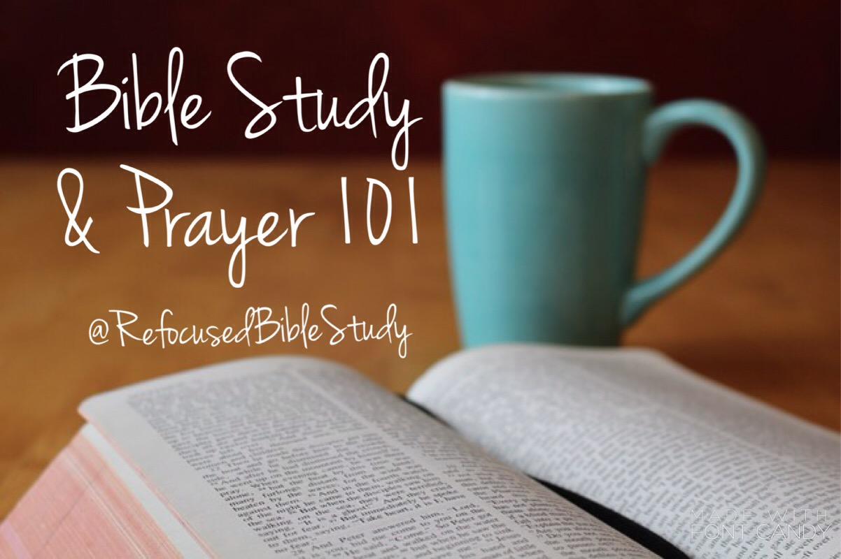 Bible Study Basics | Our Daily Bread Christian University